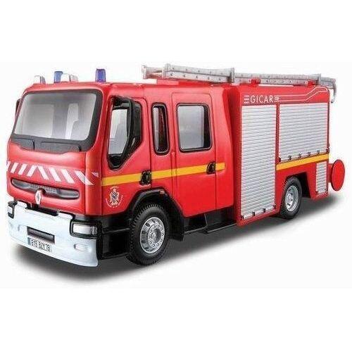 Jeżdżące dla dzieci, Renault premium straż pożarna 1:50 bburago