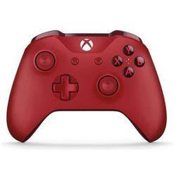 Kontroler bezprzewodowy MICROSOFT WL3-00028 Czerwony do Xbox One