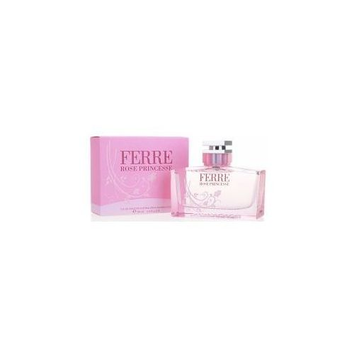 Wody toaletowe damskie, Gianfranco Ferre Ferre Rose Princesse Woman 100ml EdT