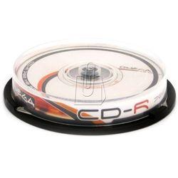 Płyty Omega Freestyle CD-R 700MB 52X Cake 10