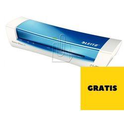 Laminator Leitz iLam Home Office A4 niebieski + Minigłośnik Leitz WOW gratis! 73