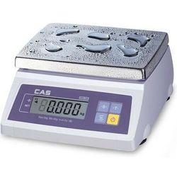 Waga prosta CAS SW-1 PLUS WR 10 kg wodoszczelna