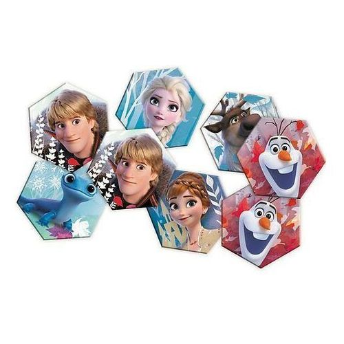 Gry dla dzieci, Memos Frozen 2 TREFL