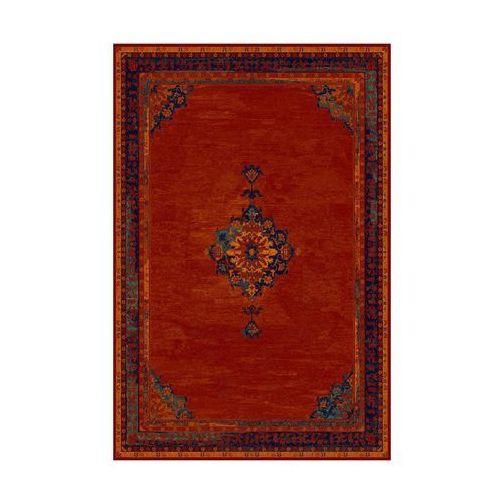 Dywany, Dywan wełniany SAMARKAND miedziany 170 x 235 cm DYWILAN