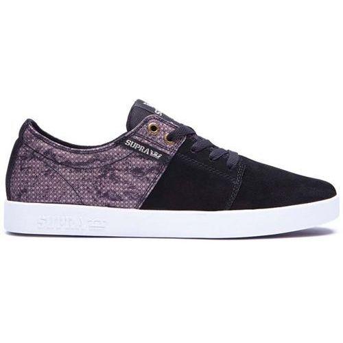 Męskie obuwie sportowe, buty SUPRA - Stacks Ii Black/Bronze/White (BBZ) rozmiar: 36