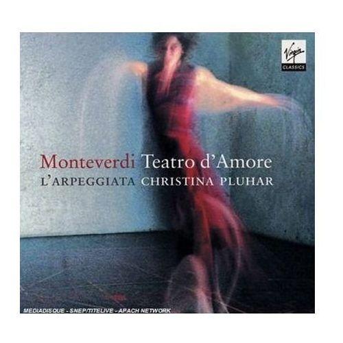 Składanki muzyczne, Christina Pluhar, Philippe Jaroussky - Teatro D Amore + Darmowa Dostawa na wszystko do 10.09.2013!