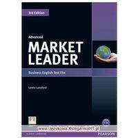 Książki do nauki języka, Market Leader Advanced. Test File (opr. miękka)