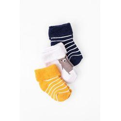 Skarpetki niemowlęce z nadrukami 5V3709 Oferta ważna tylko do 2023-07-06