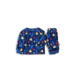 Piżama chłopięca niebieska 1W39AE Oferta ważna tylko do 2023-07-28