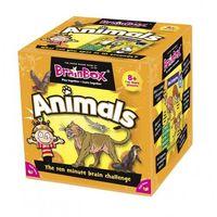 Gry dla dzieci, BrainBox Animals