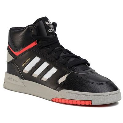 Buty drop step ef7136 cblackmetgrysolred, Adidas, 40 46