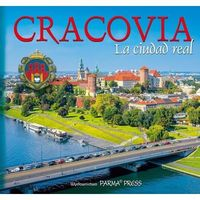 Albumy, Kraków Królewskie miasto w. hiszp - Parma Christian, Grzegorz Rudziński (opr. twarda)