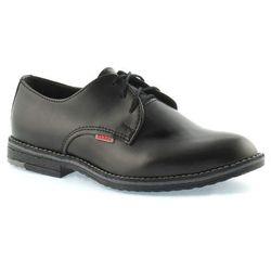 Eleganckie buty komunijne dla chłopca Zarro 130/03 - Czarny