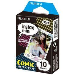 Fujifilm film do fotografii natychmiastowej, 10 sztuk, Mini Comic (16404208) Darmowy odbiór w 21 miastach!