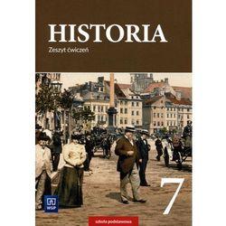 Historia 7 Zeszyt ćwiczeń Szkoła podstawowa (opr. broszurowa)