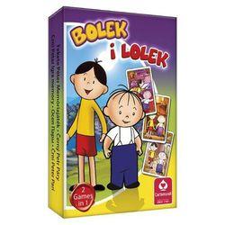 Karty Piotruś - Bolek i Lolek