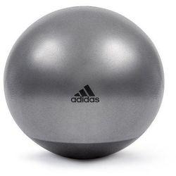 Piłka gimnastyczna 65 cm ADBL-14246GR Adidas szara - szary