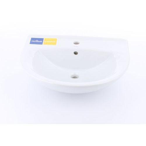 Umywalki, Umywalka z otworem na armaturę 50 President Cersanit (K08-004)