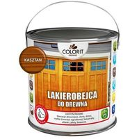 Lakierobejce, Lakierobejca do drewna Colorit Drewno kasztan 2,5 l