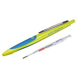 Długopis zmazywalny My Pen lemon/niebieski 370111