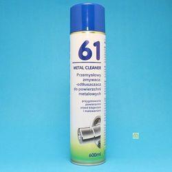 Multibond 61 do odtłuszczania powierzchni metali