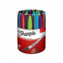 Sharpie Fine Tuba 7 kolorów F 1,0 mm S0811090