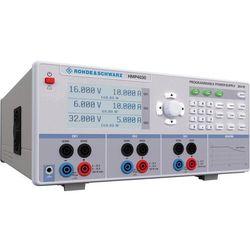 Zasilacz laboratoryjny regulowany Rohde & Schwarz HMP4030 3622.2046.02, 384 W, 0 - 32 V/DC