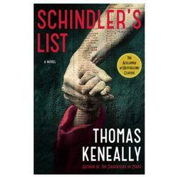 Schindler's List. Schindlers Liste, englische Ausgabe Keneally, Thomas