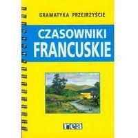 Książki do nauki języka, Gramatyka przejrzyście Czasowniki francuskie (opr. miękka)