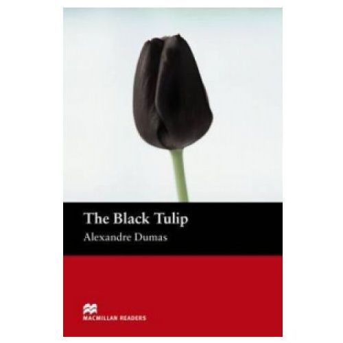 Książki do nauki języka, Macmillan Readers Black Tulip The Beginner (opr. miękka)