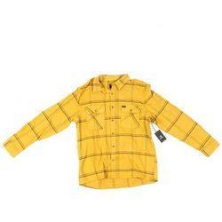 koszula BRIXTON - Archie Washed Yellow (WAYEL) rozmiar: M