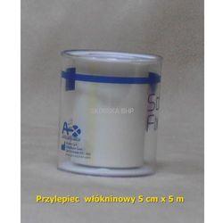 Przylepiec włókninowy 5 cm x 5 m (plaster)