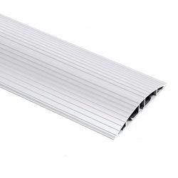 Listwa podłogowa na kable, 1500 mm, aluminium