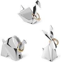 Artykuły do ekspozycji w sklepie, Umbra - Zestaw stojaków na biżuterię Origami