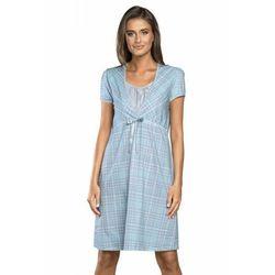 Italian fashion mitali kr.r. damska koszula nocna