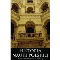 Historia nauki polskiej część 1 tom 10 (opr. twarda)