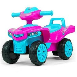 Pojazd Monster Różowy