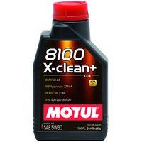 Oleje silnikowe, Olej Motul 8100 X - Clean + 5w30 1L !