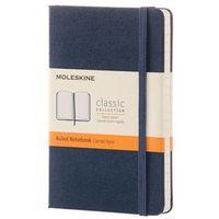 Notesy, Notes Moleskine Classic P w linie szafirowy -