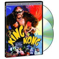 Pakiety filmowe, King Kong (1933, Cooper) - Srebrna Kolekcja (2xDVD) - Merian C. Cooper, Ernest B. Schoedsack