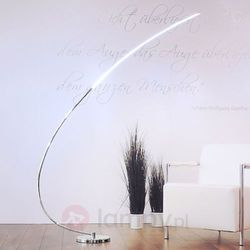 Leuchten-Direkt lampa stojąca LED Chrom, 1-punktowy - Nowoczesny/Design/Lokum dla młodych - Obszar wewnętrzny - Direkt - Czas dostawy: od 2-4 dni roboczych