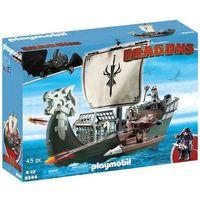 Klocki dla dzieci, Playmobil DRAGONS Dragons statek dragos 9244