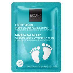 Gabriella Salvete Foot Mask Propolis And Pearl Extract krem do stóp 1 szt dla kobiet