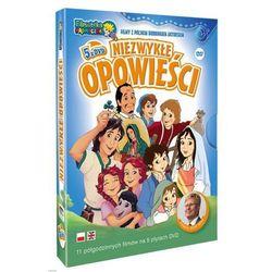 Niezwykłe Opowieści 5 x DVD album