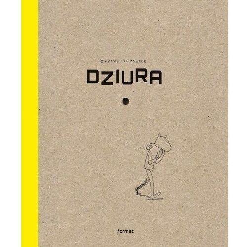 Książki dla dzieci, Dziura (opr. twarda)