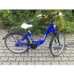 """Rower Turystyczny BBF Damski 28"""" Nexus Niebieski"""