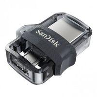Flashdrive, Pendrive SanDisk Ultra Dual Drive M3.0 64GB micro