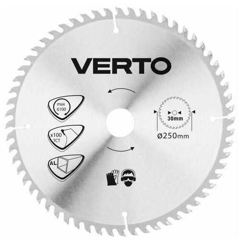 Tarcze do cięcia, Tarcza do cięcia VERTO 61H108 250 x 30 mm do pilarki widiowa + DARMOWY TRANSPORT!
