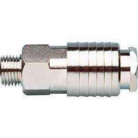 Pozostałe akcesoria do narzędzi, Szybkozłączka do kompresora NEO 12-637 gwint zewnętrzny męska 1/2 cala