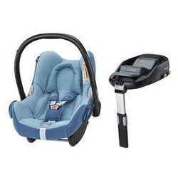 Fotelik samochodowy Cabrio Fix 0-13 kg + Baza Family Fix Maxi-Cosi (Frequency Blue)
